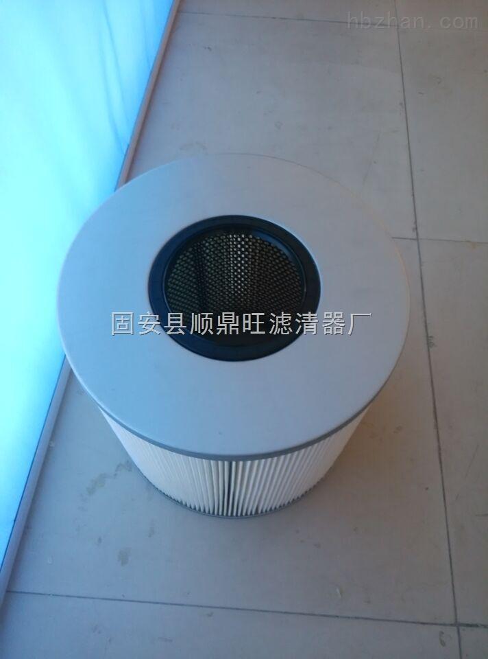 小型电动扫地车专用配套除尘滤芯粉尘滤筒生产厂家