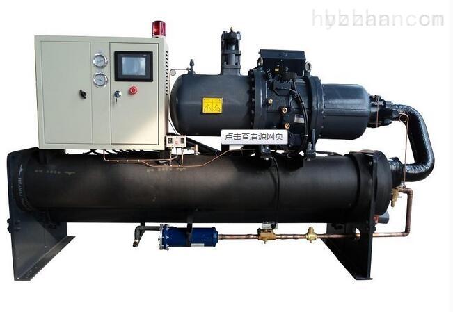 工業用水冷螺杆式冷水機