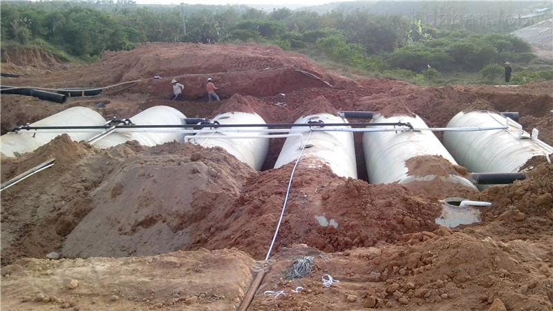 河源微动力地埋式污水处理设备