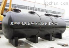食品加工厂污水处理设备特点