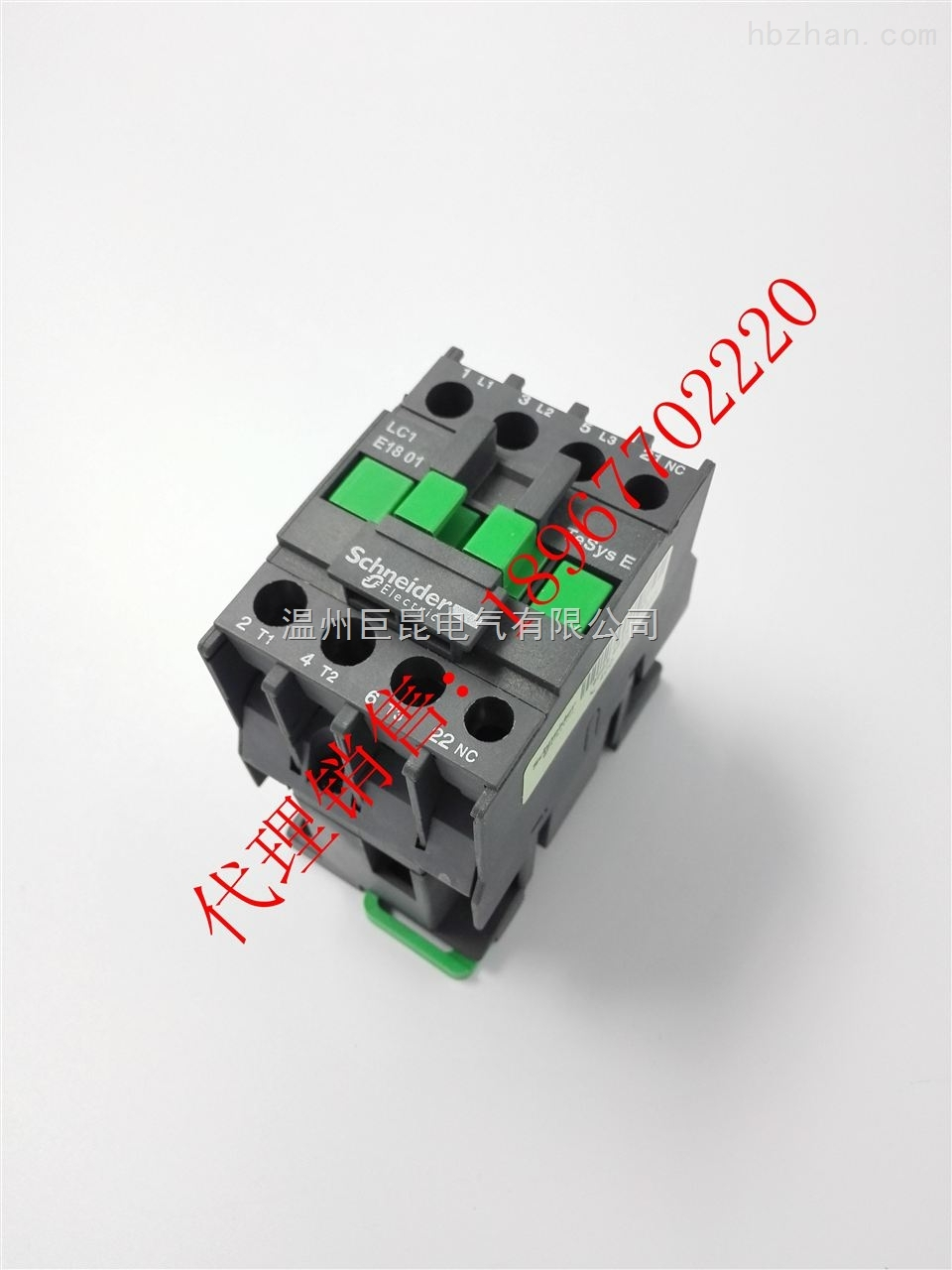 lc1e1810m5n-施耐德交流接触器lc1e1810m5n