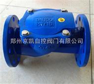 HC44X(SFCV)胶瓣止回阀