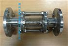 不锈钢直通法兰视盅HGS07