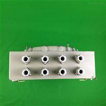铝合金挂式防爆接线端子箱