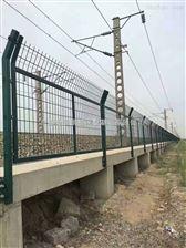 铁路桥下防护栅栏2012-8002标准