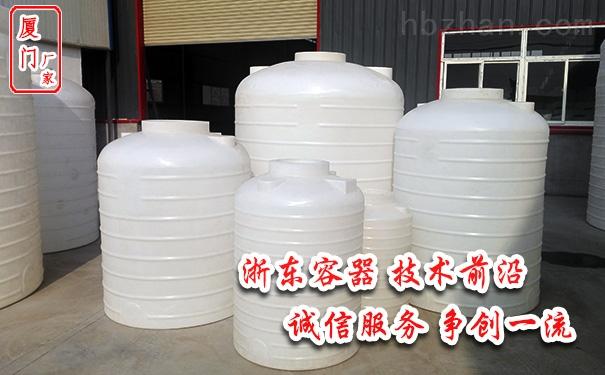 3吨储罐厂家