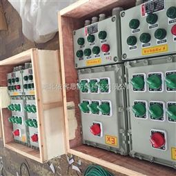 BXM(D)-T武汉非标订做防爆照明配电箱