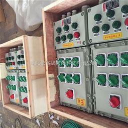 5回路化工厂防爆照明配电箱