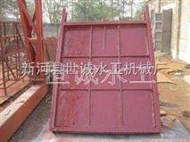 双向止水铸铁闸门双止水闸门各种尺寸定做