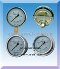 耐震压力表外形安装尺寸