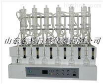 STEHDB-106-1RW食品檢測用智能一體化蒸餾儀
