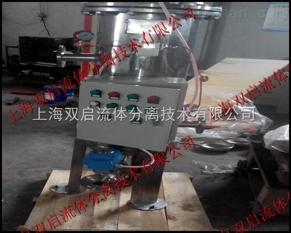 立式自动刷式过滤器供应