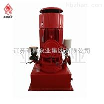 立式多級消防泵組