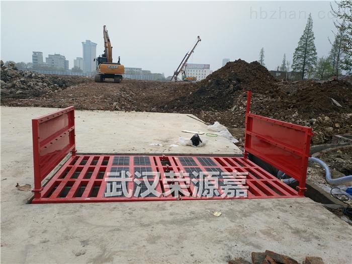 北京工地自动洗轮机价格