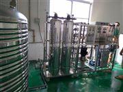 优质EDI系统工业用反渗透+EDI超纯水设备