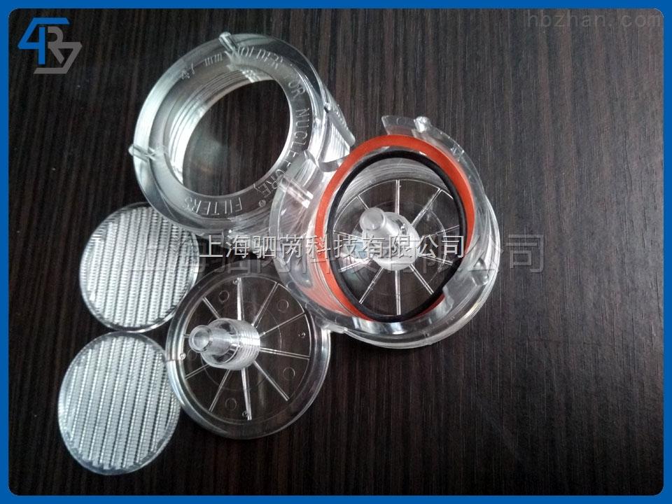 GE Whatman沃特曼 47mm可换膜针头滤器(聚丙烯)
