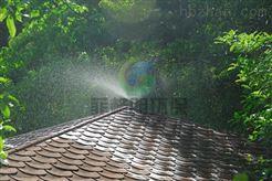 萊蕪玻璃屋頂噴淋降溫效果好/屋頂噴淋系統設計方案