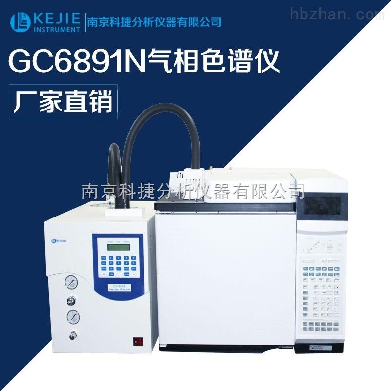 GC6891N石油化工专用全自动气相色谱仪