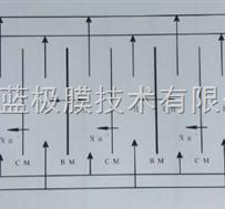 电渗析有机酸制备和回收酸碱的回收