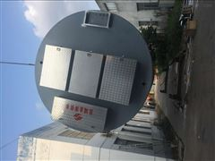 GRP高强度地埋式预制泵站