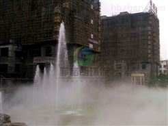 佛山景区人造雾技术生产厂家/人造雾雾效专家/大型户外景观人工造雾工程