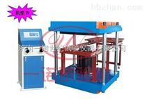 檢測鑄鐵井蓋承載壓力及變形的數顯試驗機