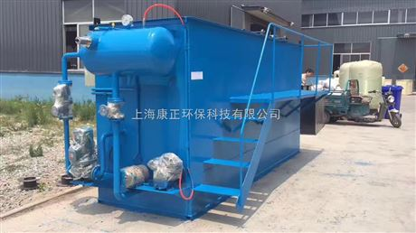 上海含油废水气浮设备