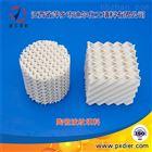 效率高 降压低陶瓷波纹填料 陶瓷孔板波纹规整填料