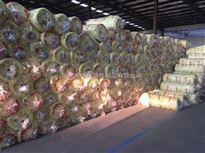 玻璃棉板/玻璃棉卷毡/合肥外墙外保温用插丝玻璃棉板格瑞钢结构用玻璃棉保温棉毡