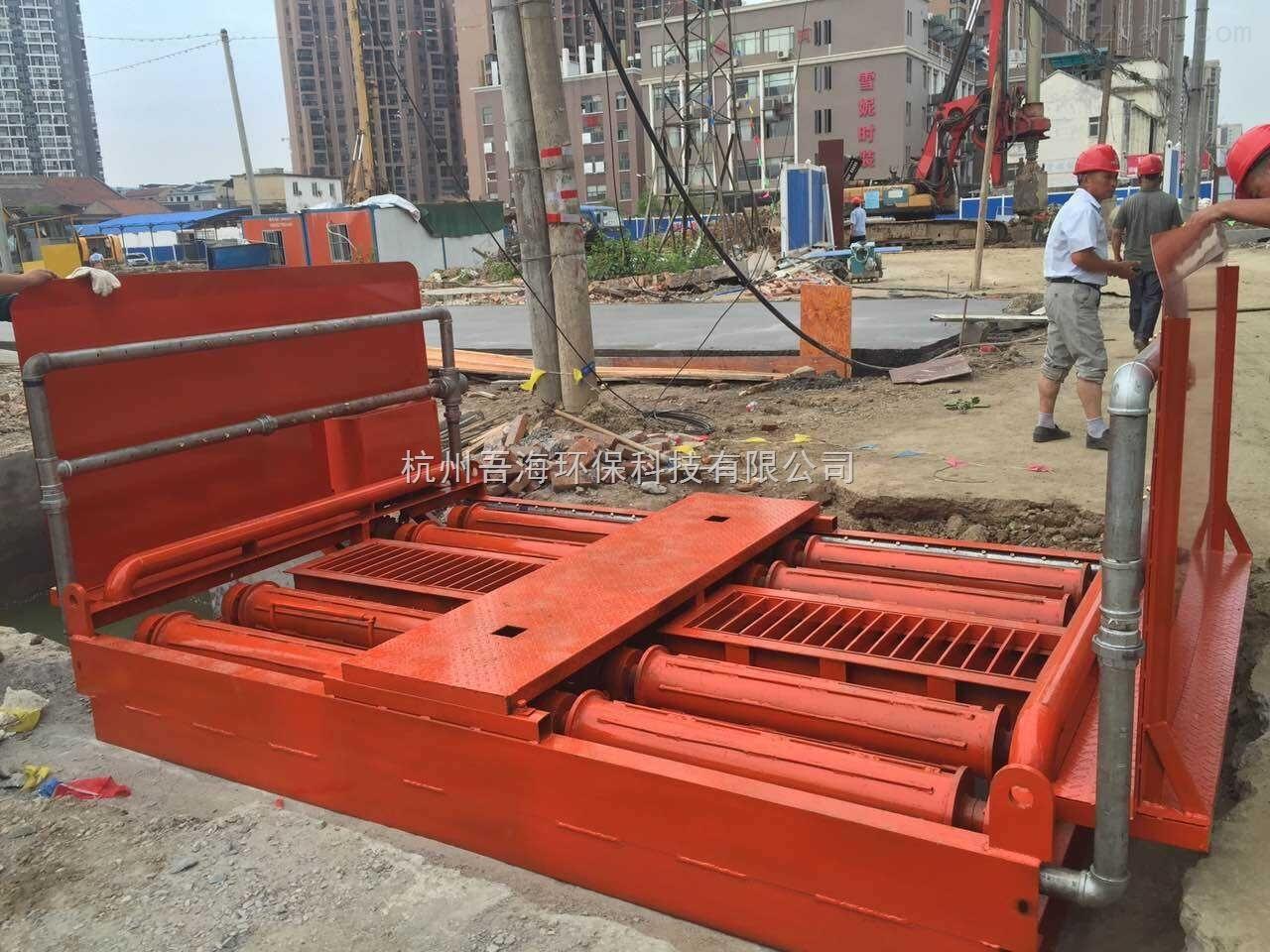 杭州滚轴洗轮机