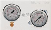 波登管不锈钢防震精密抗震压力表
