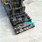 重庆25kg铸铁砝码批发价|25公斤电梯配重砝码