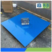 广州电子地磅秤批发厂家-1T2T3吨工业小地磅