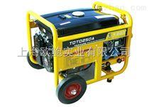 管道施工250A汽油发电电焊机