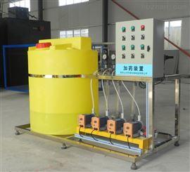 廣西南寧緩釋阻垢劑投加裝置配制溶液濃度