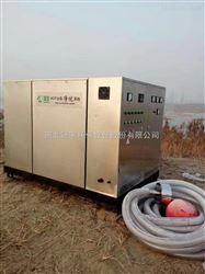 河道水治理AOP深度净化氧化设备消毒