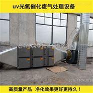 UV光氧催hua废气chu理装zhi系统