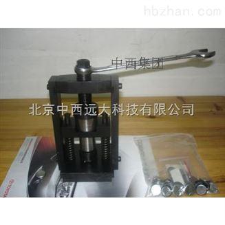 > maf-20纽扣电池手动封口机 型号:maf-20 库号:m317780
