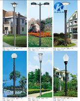 云南曲靖古典庭院灯厂家生产景观亮化