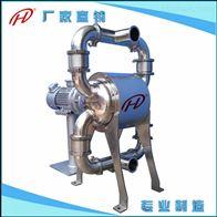 XLDW-32PFBTF316L食品级電動隔膜泵