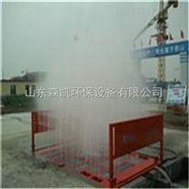 供应全自动感应森凯HX-100T型工程建筑车辆洗轮机