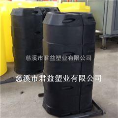 厂家直销黑色防撞桶