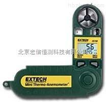 供應45158手持式袖珍型防水風速計/溫度/濕度計-美國GWI-氣象檢測