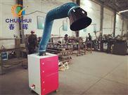 直流焊机焊烟搜集焊接烟气净化器捕尘效率影响因素