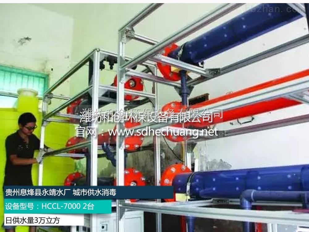 贵州安顺电解法次氯酸钠发生器厂家