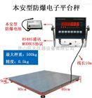 200公斤带rs232接口/协议防爆台秤多少钱