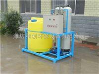 HCJY-5000水厂加矾设备絮凝剂加药装置厂家