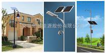 太阳能LED公园小区路灯 安徽朗越能源