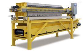 山西太原手動保壓型板框式壓濾機的優缺點