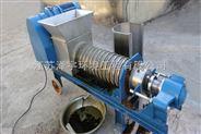 自动螺旋挤压脱水压榨机